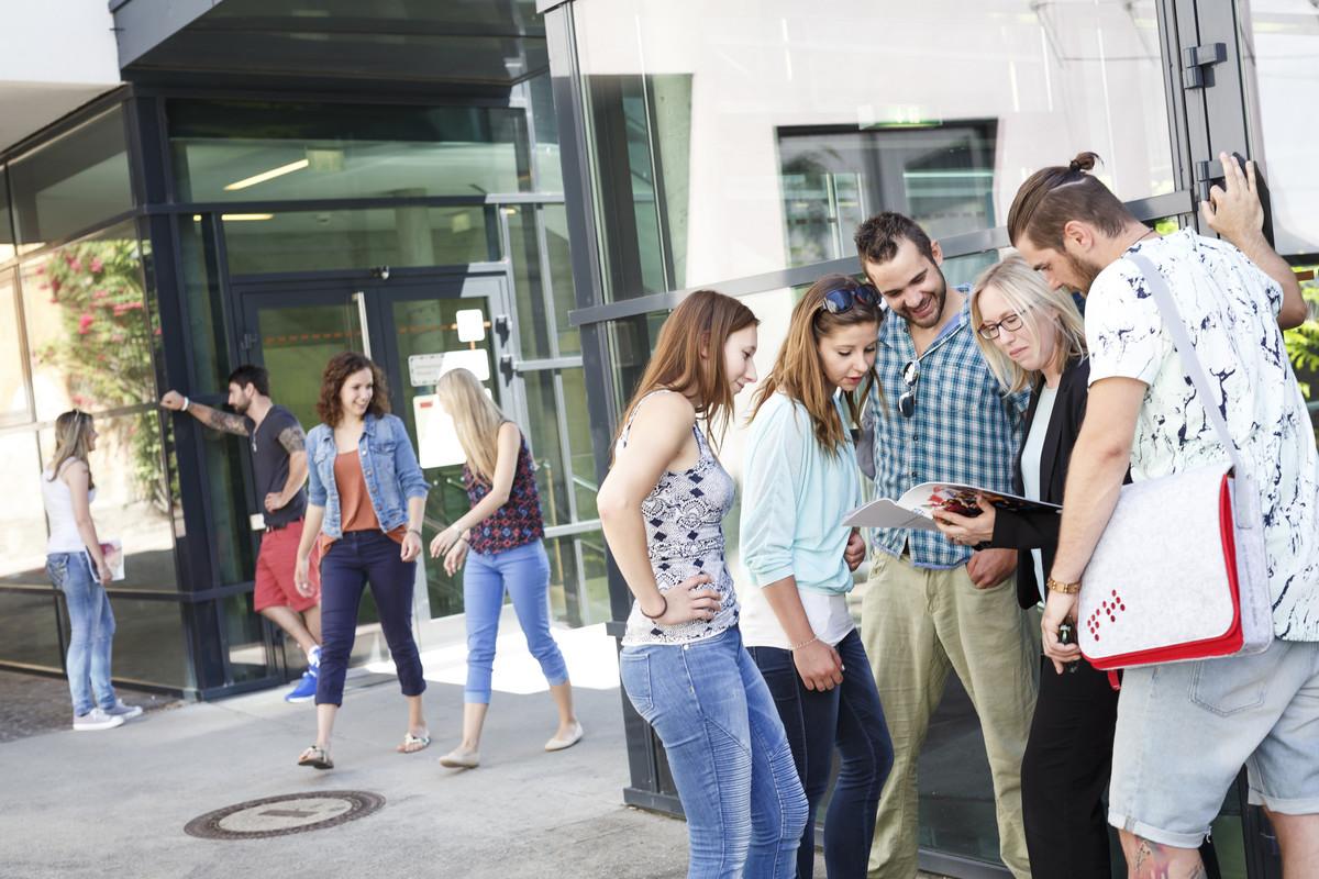 Tag der offenen Tür im Studienbereich Gesundheit und Soziales