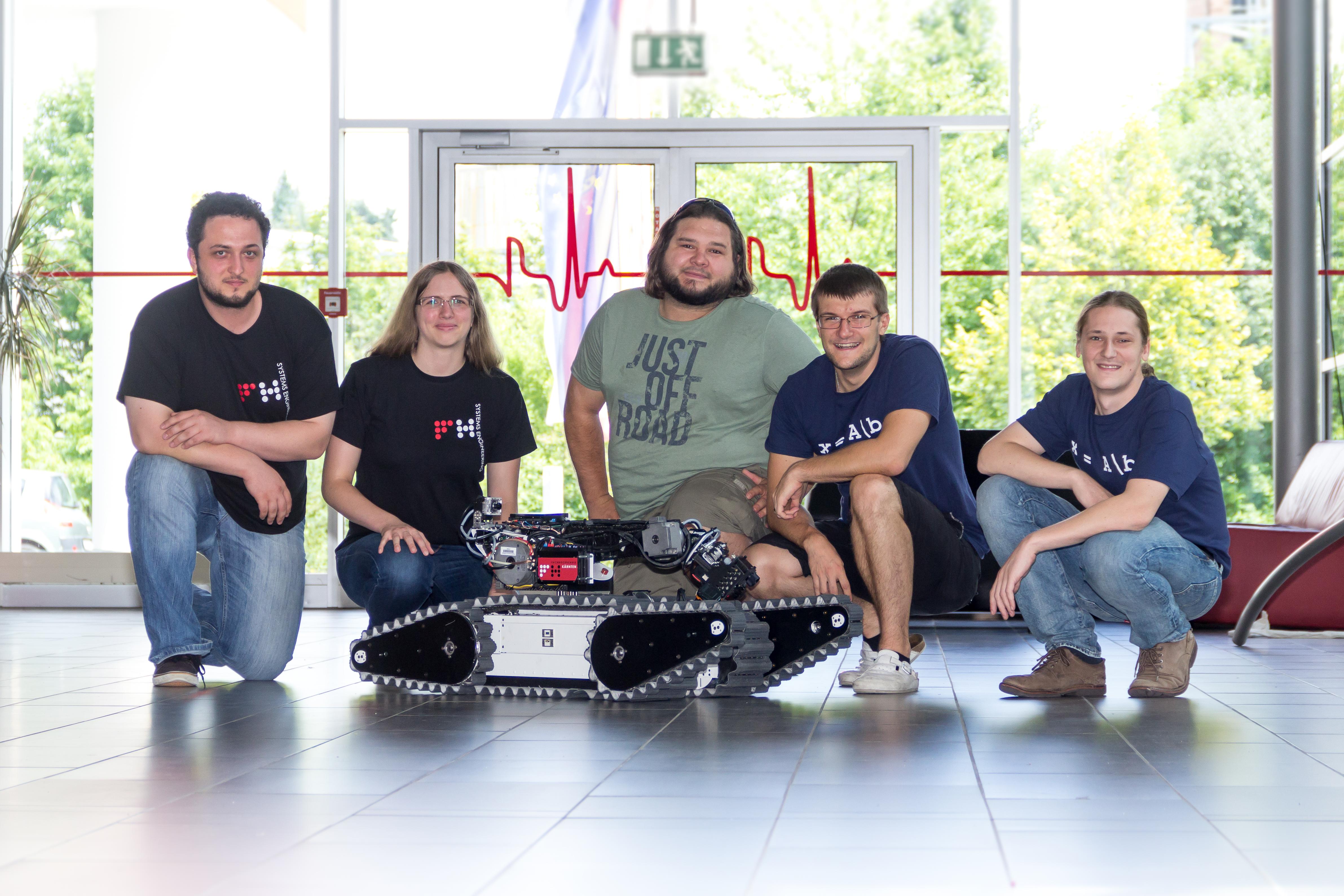 FH Robotik-Team goes Japan