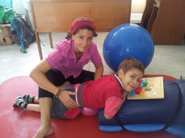 Amaniños – Physiotherapie kann mehr