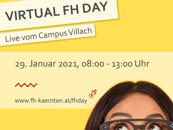 Hier erfährst du alles über den Virtual FH Day