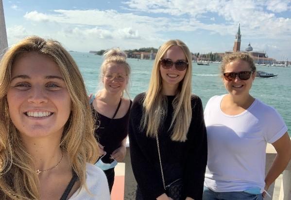 Our Erasmus semester abroad in Villach