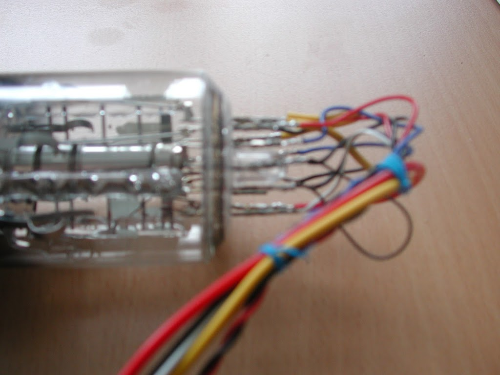 Electronics Hobbyists Ingmars Vintage Blog Radio Frequency Circuits Electronic For Hobbyist Connections On The Tube Socket