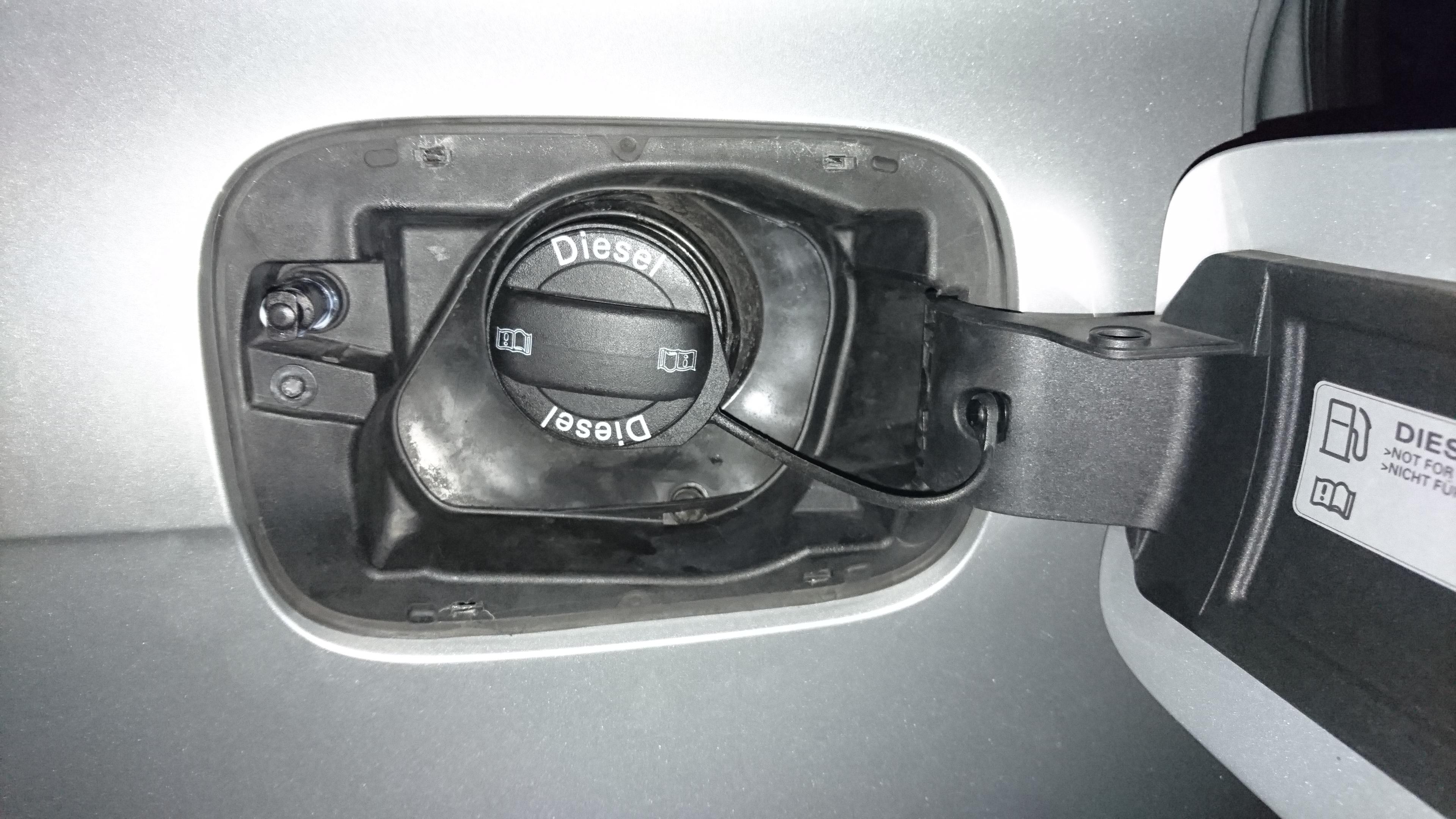 Audi A4 8k Tankdeckel Ingmar S Retroblog