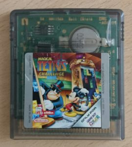Spielmodul (Cartridge)