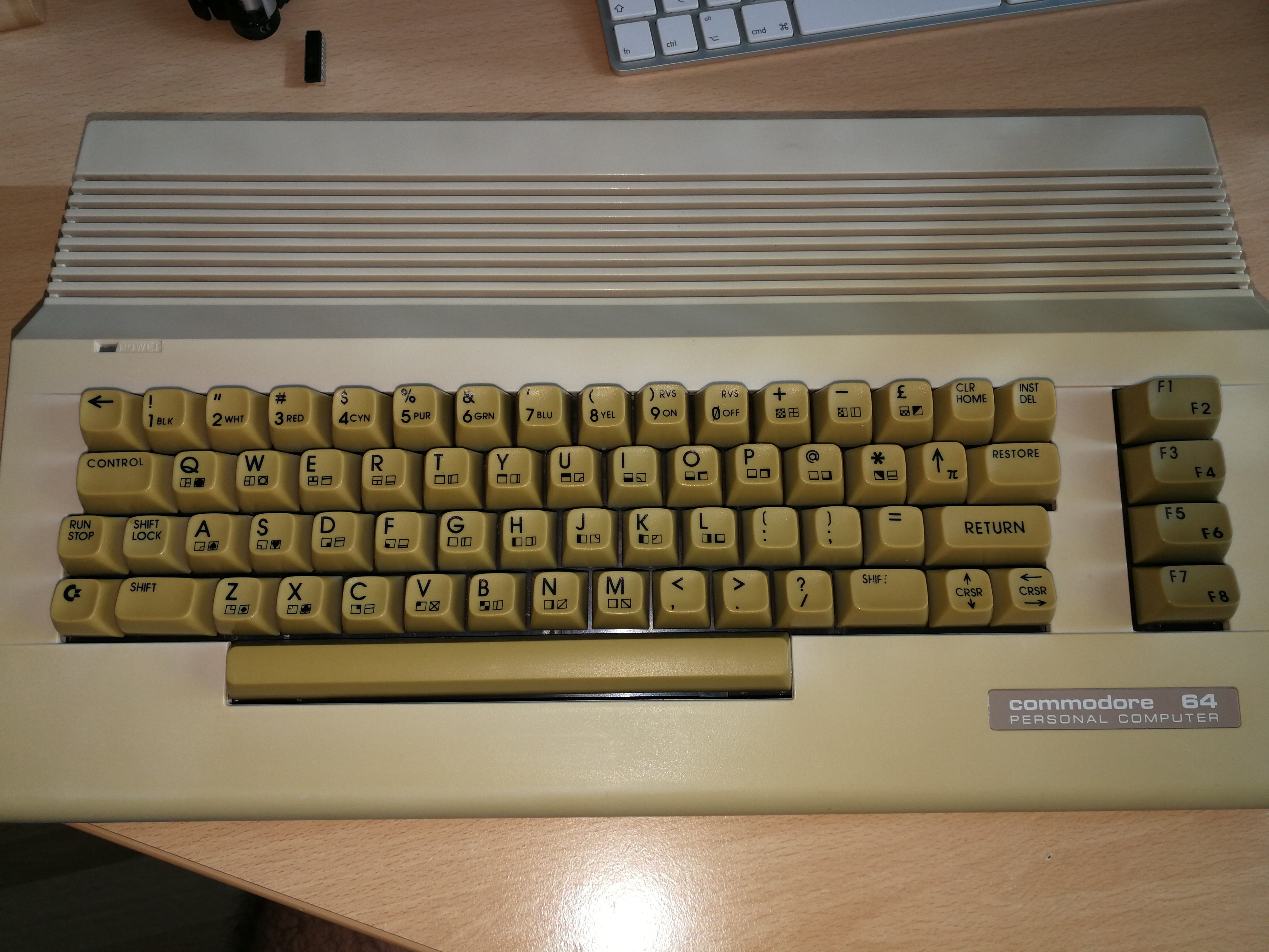 Hervorragend Amiga vergilbt | Ingmar's Retroblog VG17