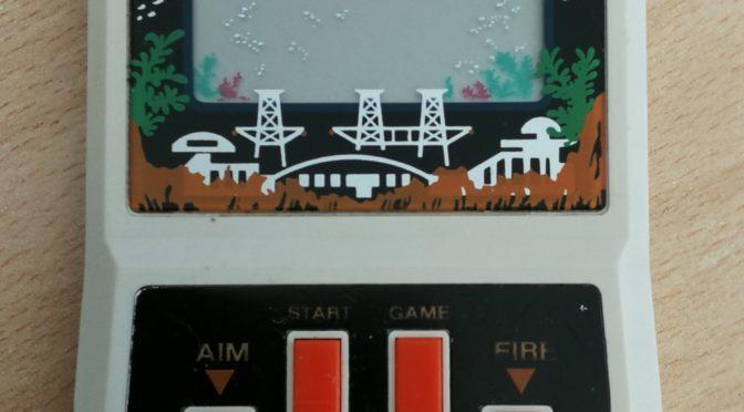 Vor Gameboy und co – die LCD Spiele #2