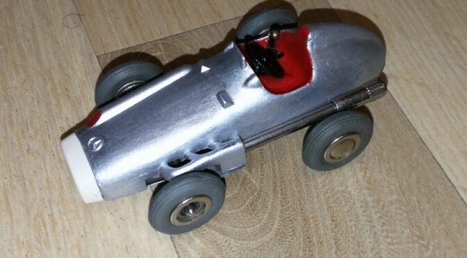 Schuco Micro-Racer