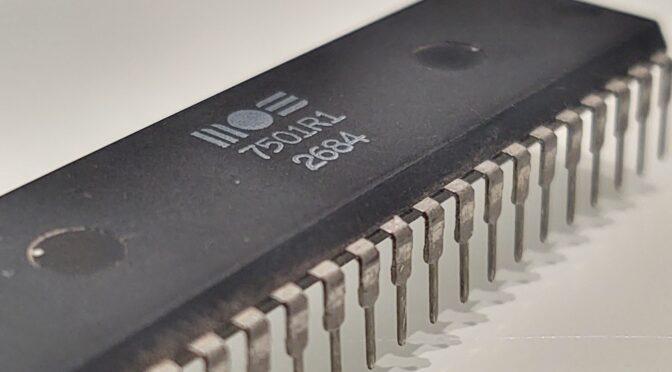FPGA CPU für Commodore 16
