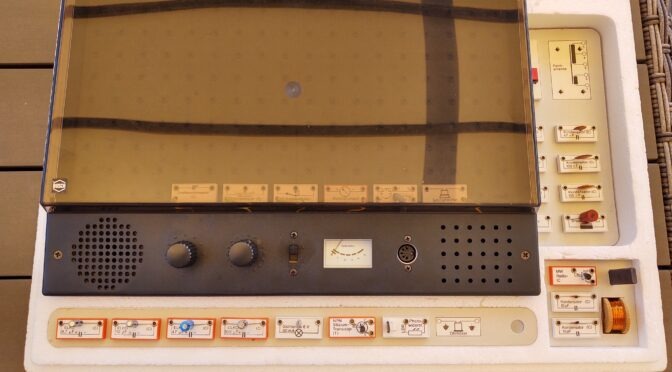 BUSCH ELECTRONIC 2070