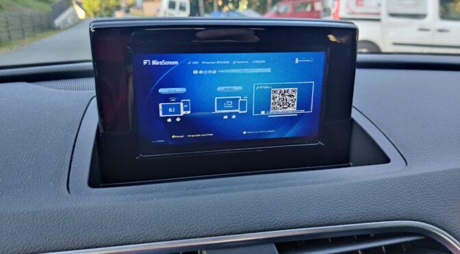 Videostreaming im Auto – Android Auto – die Billiglösung