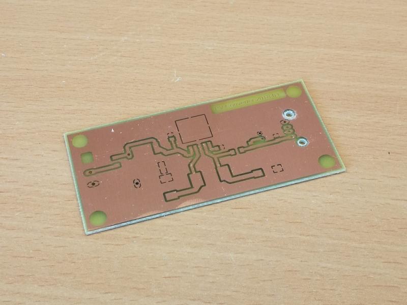 Geätzte PCB
